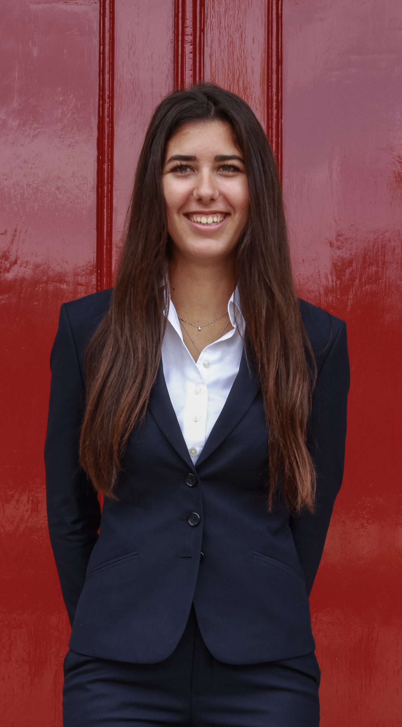 Silvia Santarsiero - Secretary/Coordinator of Internal Affairs