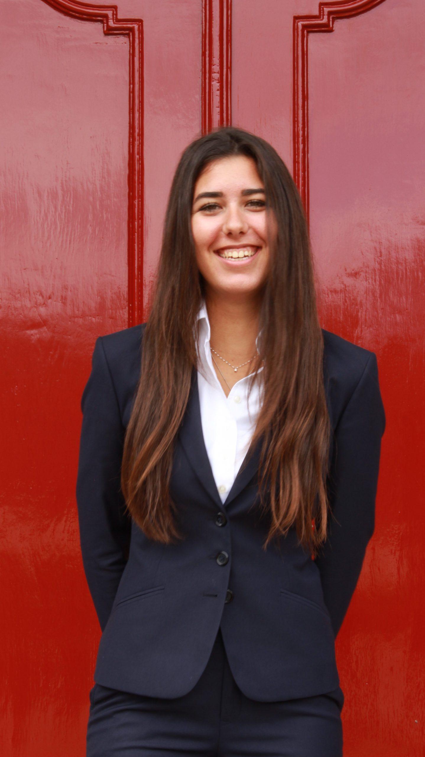 Silvia Santarsiero - Secretary/Coordinator of Internal Affairs