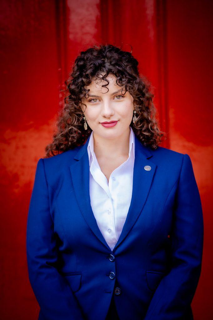 Robin van Buiten - Coordinator of External Affairs