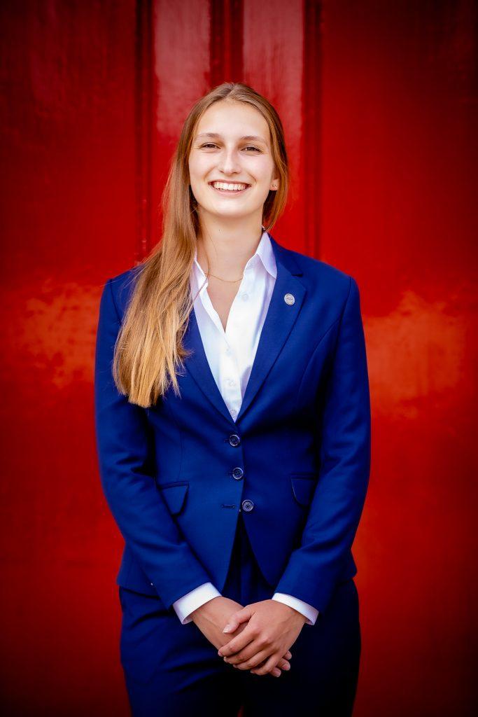 Marylène Slachmuylders - Treasurer